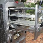 EcoQue-Wood-Fired-Pizza-Oven-Smoker-Generation-2-wStarter-Pack-Accessories-0-1