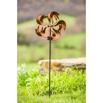 Evergreen-Contained-Energy-Outdoor-Safe-Kinetic-Wind-Spinning-Topper-Pole-Sold-Separately-0-0