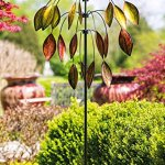 Evergreen-Enterprises-Inc-Three-Tiered-Tree-Kinetic-Garden-Stake-0