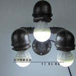 Injuicy-Lighting-American-Retro-Industrial-Vintage-Edison-Loft-Tube-Wall-Light-Cafe-Bar-Club-E27-0-2