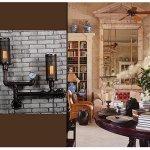 Injuicy-Lighting-American-Retro-Industrial-Vintage-Edison-Rusty-Loft-Wall-Light-Waterpipe-Lamp-0-0