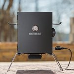 Masterbuilt-MB20073716-Patio-2-Portable-Electric-Smoker-Black-0-0