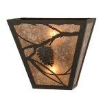 Meyda-Tiffany-Whispering-Pines-Two-Light-Outdoor-Wall-Light-0