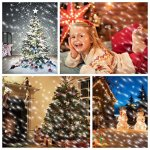 Snowfall-Led-LightsYAOXI-Waterproof-Christmas-Rotating-Fairy-Snowflake-Outdoor-Projector-Lamp-with-Wireless-Remote-for-Garden-Halloween-Christmas-Holiday-Wedding-Party-Decorations-0-1