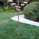 Stanwood-Wind-Sculpture-CWS-06-Kinetic-Lucky-8-Twirler-Copper-Wind-Spinner-0-1