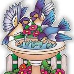 Watercut-Painted-Glass-Birdbath-Suncatcher-By-Joan-Baker-55-x-7-0