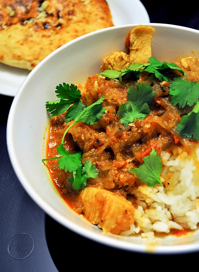 Malabar Chicken Curry | farmgirlgourmet.com