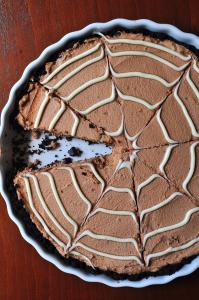 Cacao Bliss Cream Tart