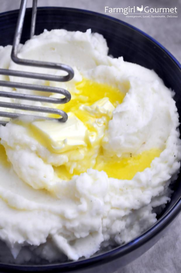 Super Creamy Mashed Potatoes