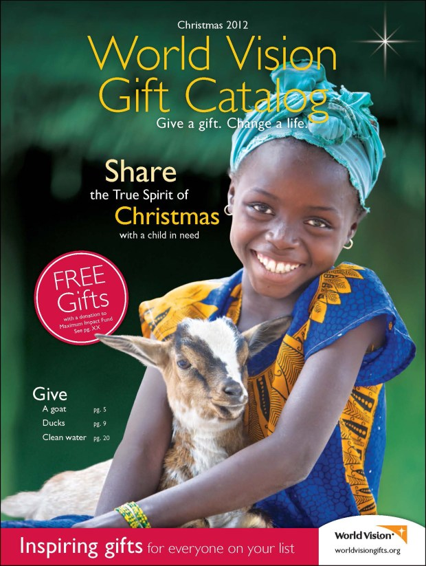 World Vision Gift Catalog