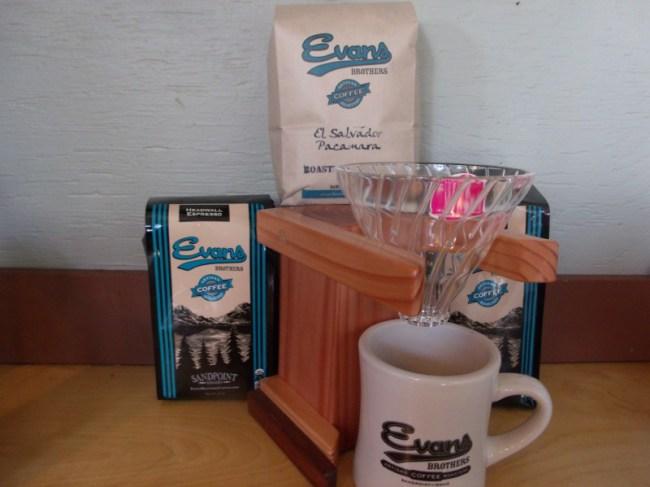 Evans Brothers Coffee | farmgirlgourmet.com