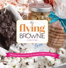 The Flying Brownie Cookbook | farmgirlgourmet.com