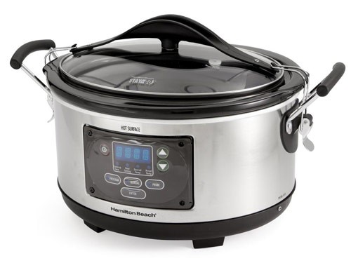 Hamilton Beach Slow Cooker | farmgirlgourmet.com