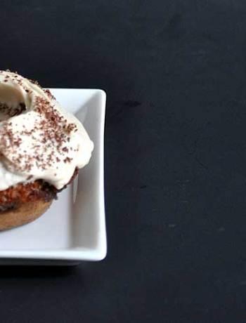 Kahlua and Cream Doughnuts   farmgirlgourmet.com #doughnutweek