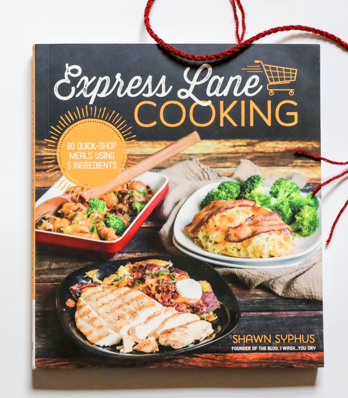 Express Lane Cooking Cookbook | farmgirlgourmet.com