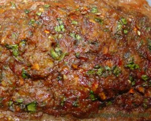 Farmhouse Paleo Meatloaf
