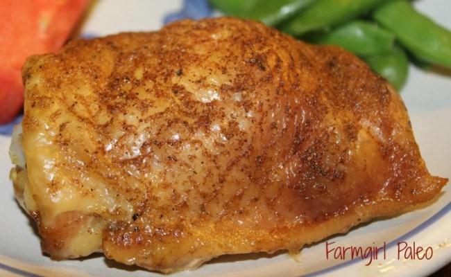 Paleo Chili Lime Chicken