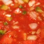 Garden Fresh Paleo Salsa