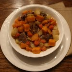 Dutch Oven Root Vegetable Lamb Stew