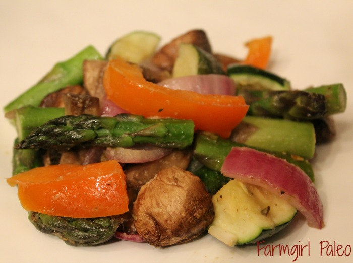 Roasted Vegetable Medley