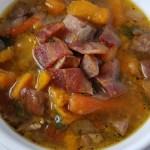 Paleo Sweet Potato Sausage Soup