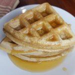 Simple Paleo Waffles