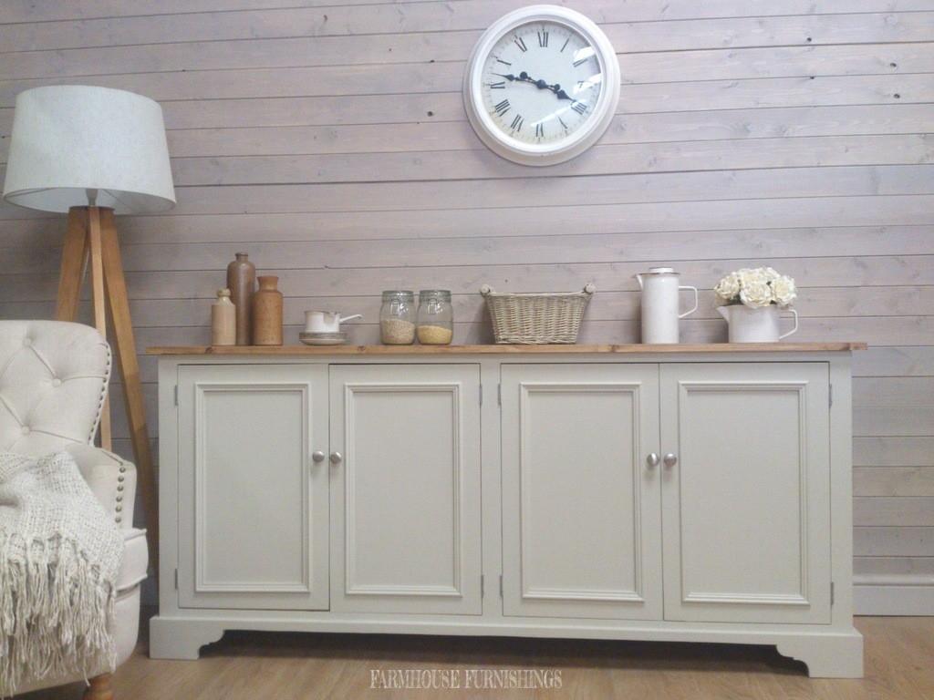 Welsh Sideboard For Sale Solid Pine 6ft Sideboard Kitchen