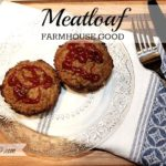 Meatloaf Healthier Version