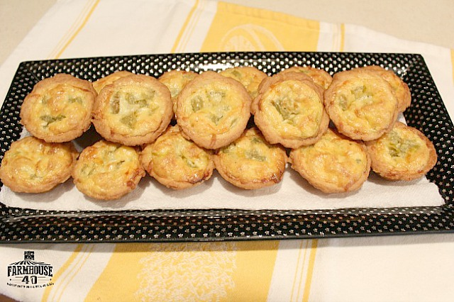 Mini Quiche recipe