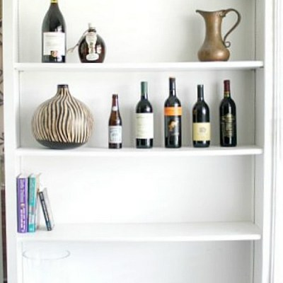 Decorating Shelves On A Budget