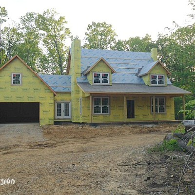 Day 345 – Farmhouse Building Project