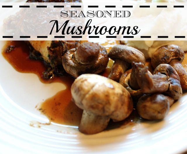 mushroom-recipe
