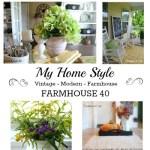 MY HOME STYLE Farmhouse Charm