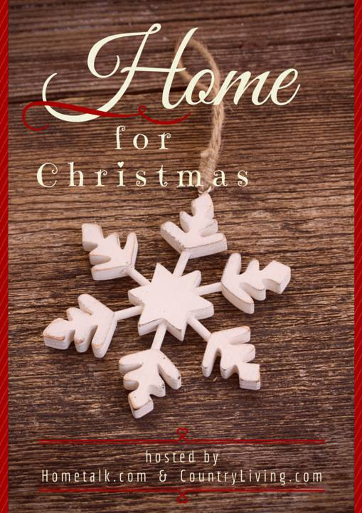 country living and hometalk christmas blog hop