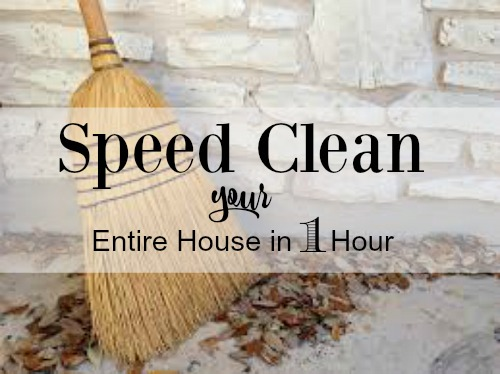 speed-clean-your-house-in-one-hour-@farmhoiuse40.com