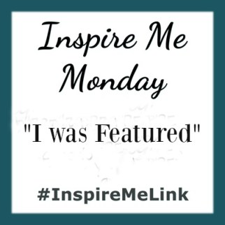 featured on inspire me monday link party