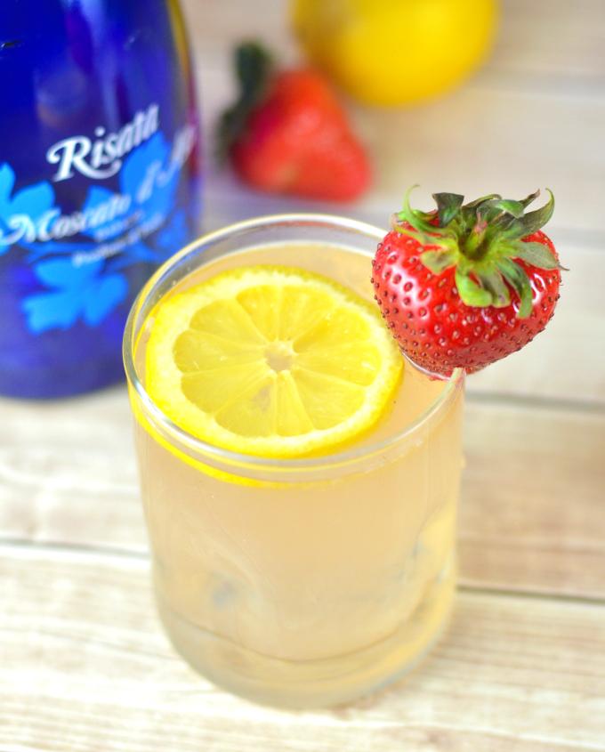 strawberry lemonade spark