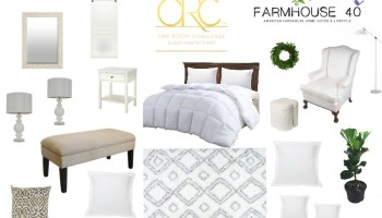 Farmhouse Master Bedroom - ORC - Reveal-Week 6
