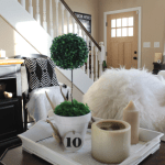 Budget Topiary for Your Home Decor
