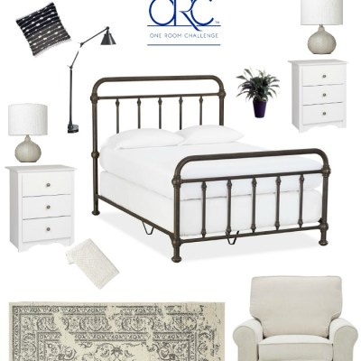 One Room Challenge 2017 Spring – Week 1