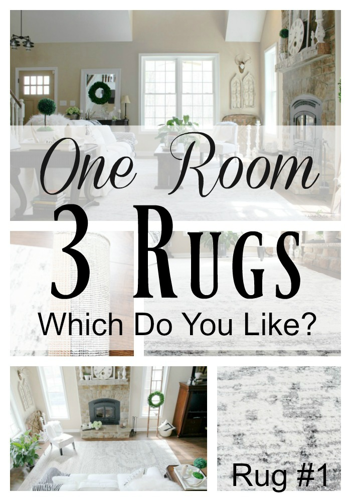Living Room Rug #1 Review