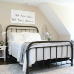 Farmhouse Guest Bedroom – Final Reveal