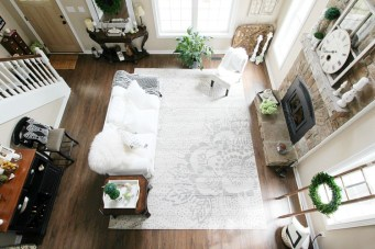 Living Room Area Rug Review