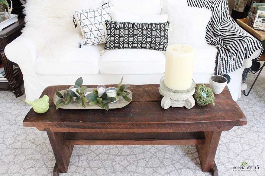 coffee-table styling