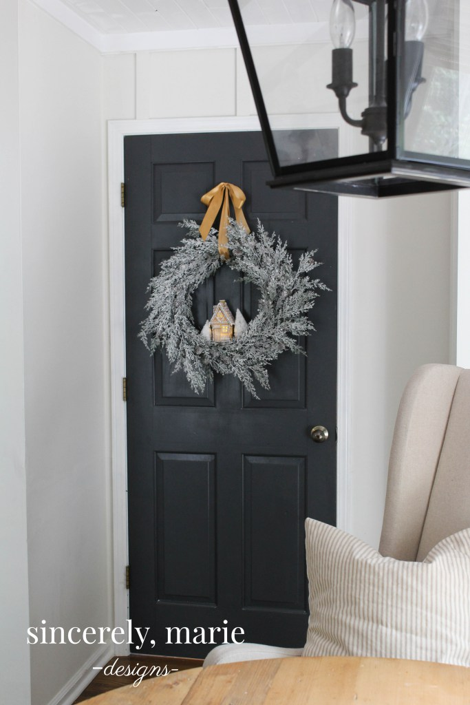 IMM link party diy wreath