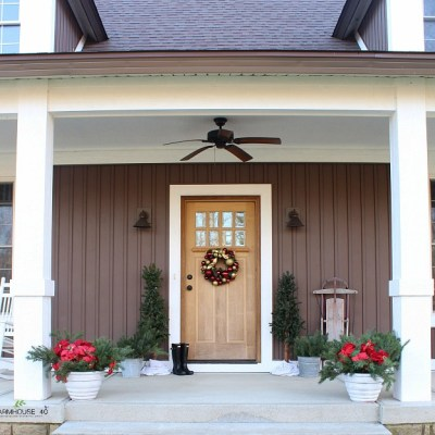 Christmas – Holiday Porch