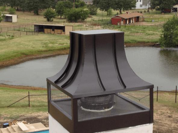 chimney-cap