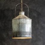 Vintage Farmhouse Rustic Farmhouse Pendant Light