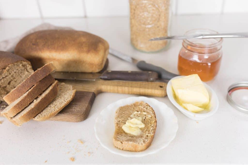 How To Make Whole Wheat Sourdough Bread Farmhouse On Boone