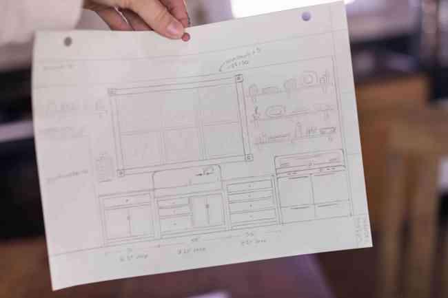 Victorian Farmhouse Kitchen Design Plans - Farmhouse on Boone